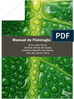 Manual de Fisiologia Vegetal