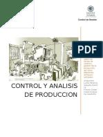 Control y Análisis de La Producción