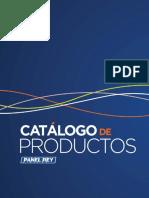 Catalogo de Productos Panel Rey