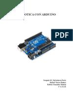 Arduino y Procesing