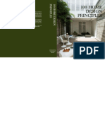 100 Home Design Principle