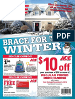 Seright's Ace Hardware Brace for Winter 2016