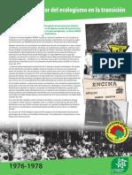 40 años de ecologismo en acción