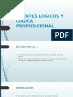 Agentes Logicos y Logica Proposicional.pptx