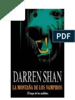 Shan, Darren-04-La montaña de los vampiros