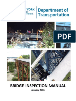 Bridge inspection manual NY