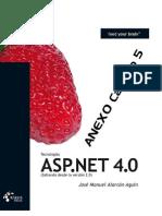 Tecnologías ASP.NET 4.0 - Anexo A - Enlazado a datos AJAX