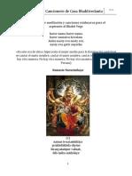 """Cancionero Vaisnava de """"Casa Bhaktivedanta"""""""