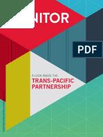 CCPA Monitor - Nov/Dec 2016 - A Look Inside the Trans-Pacific Partnership