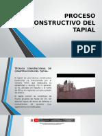 Proceso Constructivo Del Tapial