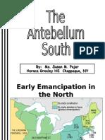 Antebellum South