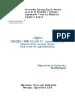 Historia de La Logica - materiales de estudios
