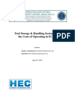 Fuel Storage & Handling Systems and the Costs of Operating in ECAs