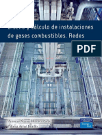 Diseño y Cálculo de Instalaciones de Gases Combustibles.
