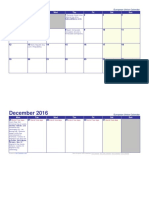 European Nation December-2016-Holidays