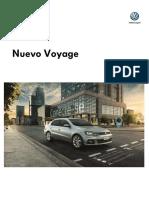 Ficha t Cnica Nuevo Voyage My2017