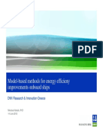 2012.06 DNV Model-based methods for energy efficiency improvements onboard ships