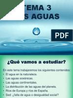 TEMA 3 Las Aguas