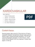 KASUS KARDIOVASKULAR