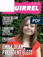 Squirrel Issue 5