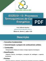 Apresentação Do Curso Proc Termoqui 3Q2016