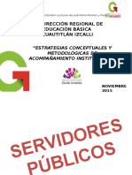 Sutento de Los Protocolos 2015