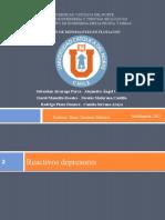 Presentación Fisicoquimica Acción de Depresantes en La Flotación