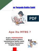 Pengantar MTBS