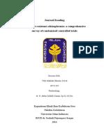 Journal Reading Dan Critical Apraissal VMO
