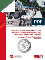 Ficha-Programa Curso Transporte 42 Horas - OTEC Innovares