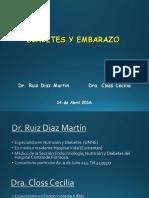 Diabetes Gestacional Distrital 8