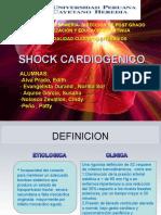 Shock Cardiogenico Pae Uci