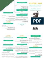 Programa CEECIIL Títulos Azul Verde