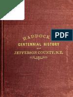 Haddock's Centennial History of Jefferson County NY containing CRAMER history.pdf