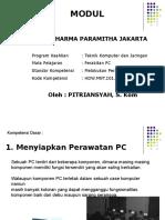 Modul Perawatan PC 2016 (TKJ)