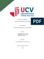 Monografia- Planificacion Estrategica en La Organizacion