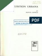 Castell - 1980 La Cuestión Urbana(2)