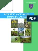 Informe Las Reservas Naturales