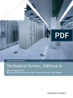 Edition 6 Short-circuit Protection for the Isolated Parallel UPS System
