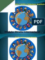 DIPr - Direito Internacional Privado - 2016