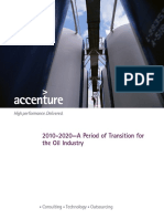 Accenture Resources Focus Energie Period Transition Oil Industry 2010 2020