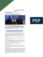 Affaire Dieudonné - « Une Réponse Adaptée à Une Situation Extraordinaire »