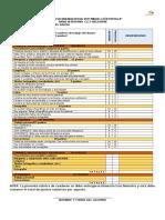 Rubrica Para Evaluación Del Cuaderno de Trabajo Del Alumno IMPRIMIR