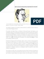 El Gobierno de Santos Engaña Con La Precaria Financiación Que Representan Los Recursos Del CREE