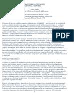 ADMINISTRACIÓN de LA EDUCACIÓN- Dimensiones y Criterios de Desempeño