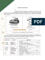 Guía 1- conectores 6°