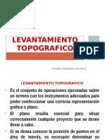 2-LEVANTAMIENTO TOPOGRAFICO