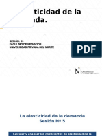 05. Elasticidad de La Demanda (1)