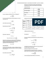 Formulario Concreto II - Losas Armadas en Dos Sentidos