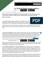Entrevista Exclusiva_ El Hijo de Pablo Escobar Explica a RT Cómo Murió Su Padre en Realidad - RT